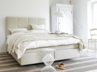 "Literie ""Boxspring"" superba"