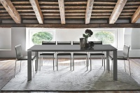 Table extensible Saturno