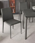 suite-4-chaises-nizza-revetement-pu-collection-graphite-eggenberger-meubles-lausanne