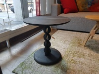 "Table d'appoint ""Totem"""