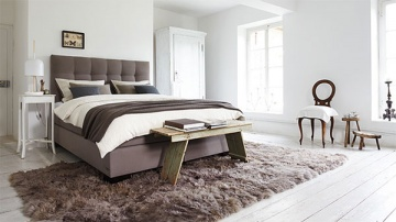 Lit « BoxSpring » collection Superba